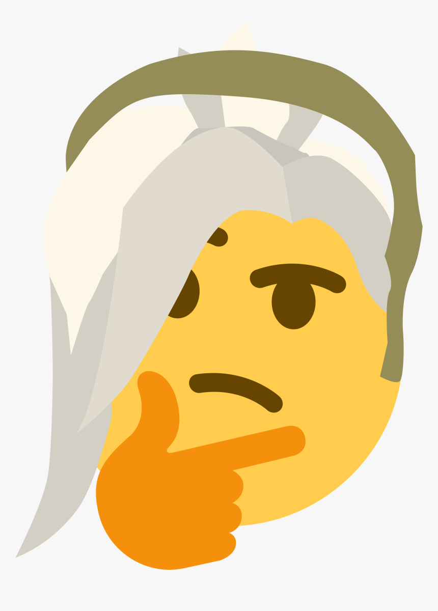 I Made Another Hero A Thonk - Discord Thinking Emoji Png, Transparent Png, Free Download