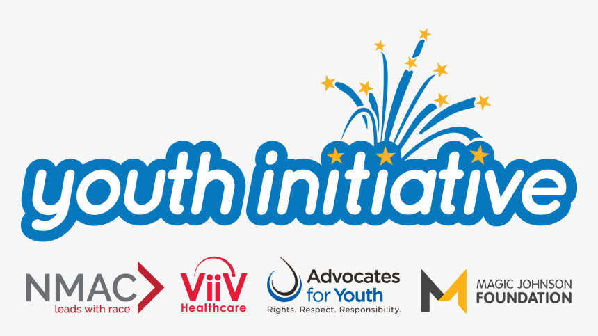 Nmac Youth Initiative Logo With Namc, Viiv Healthcare, - Advocates For Youth, HD Png Download, Free Download