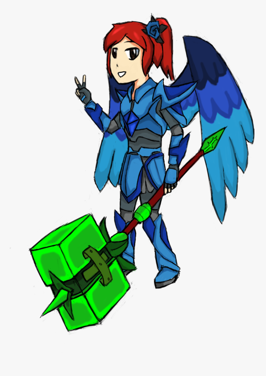 Terraria Anime Characters , Png Download - Terraria Anime Characters, Transparent Png, Free Download