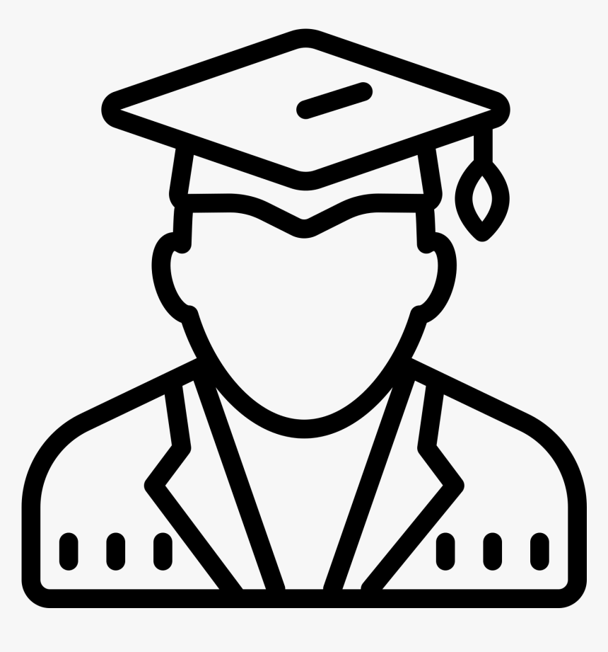 Estudiante Masculino Icon - Doctor Female Icon Vector Png, Transparent Png, Free Download