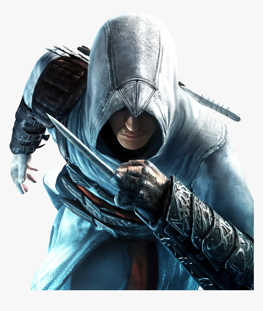 No Caption Provided Assassin S Creed Altair Ibn La Ahad Hd Png