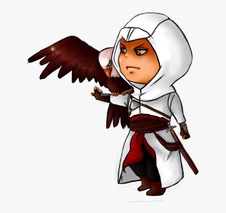 Assassins Creed Chibi Png, Transparent Png, Free Download