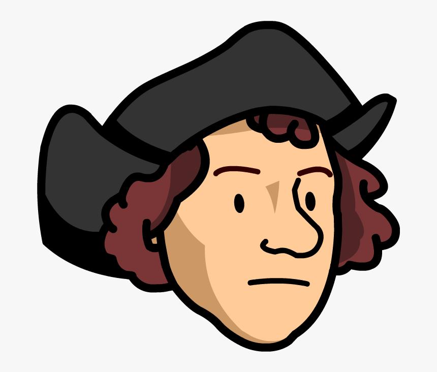 Christopher Columbus Cartoon Drawing Hd Png Download Kindpng