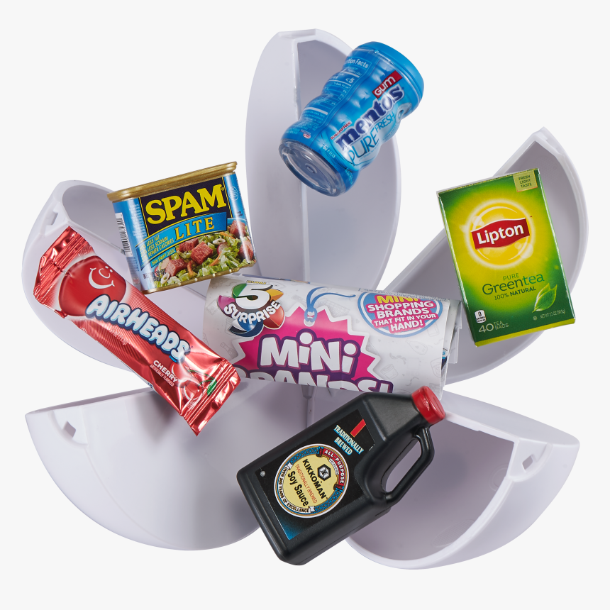 5 Surprise Mini Brands, HD Png Download, Free Download