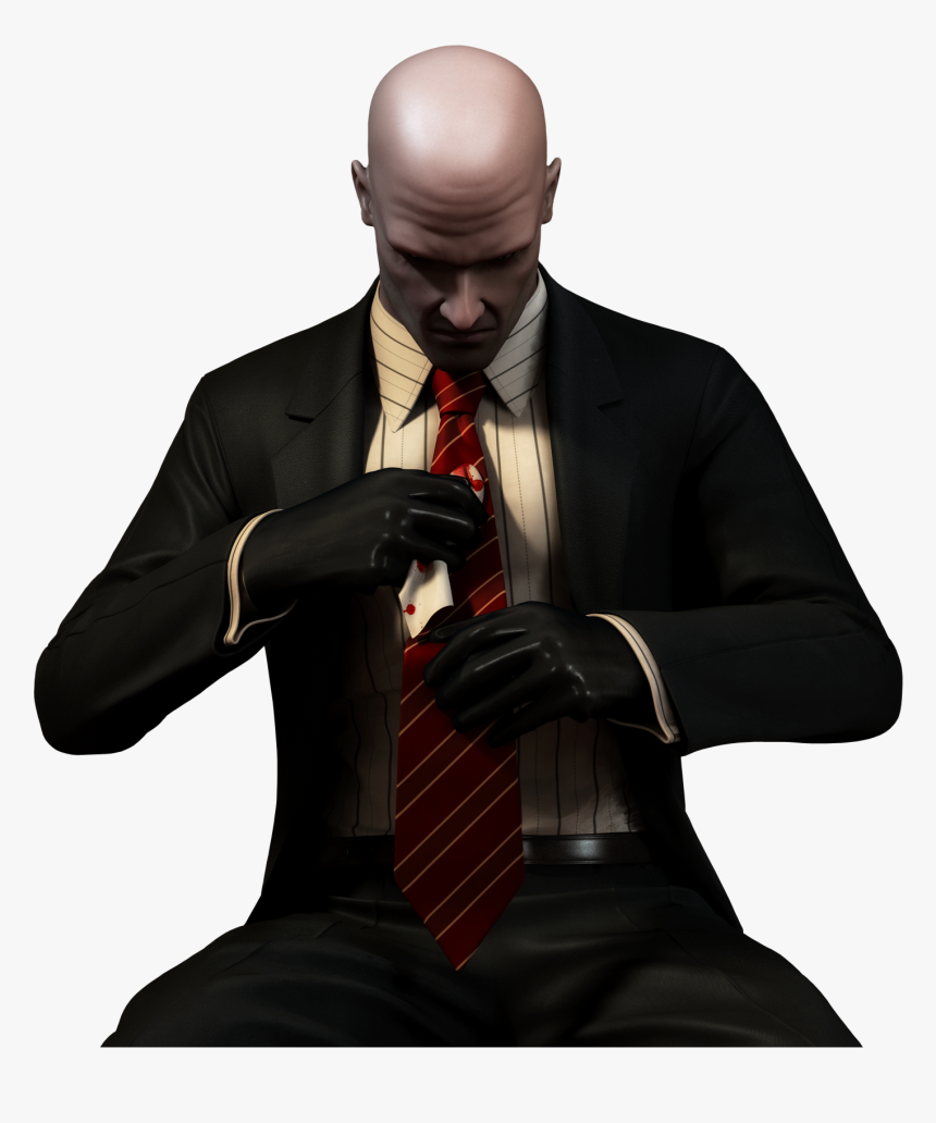 Hitman Agent 47 Badass Agent 47 Blood Money Hd Png Download