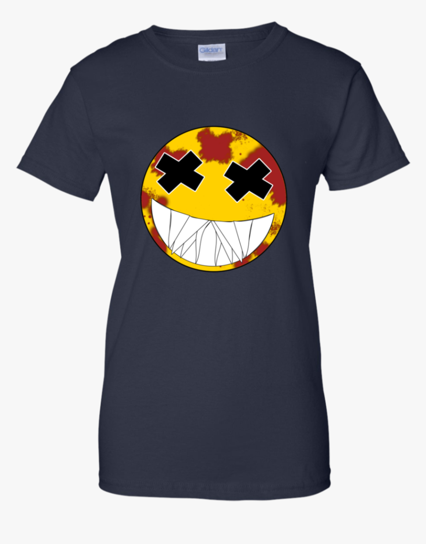Smile Of Death T Shirt & Hoodie - T-shirt, HD Png Download, Free Download