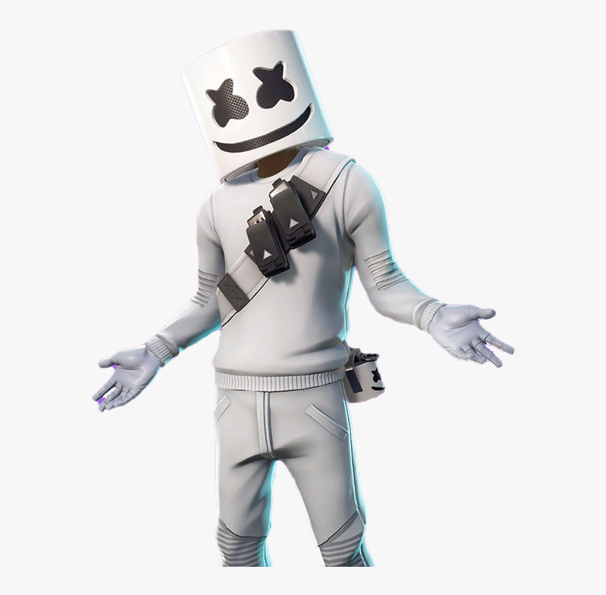 Marshmello Fortnite Png Transparent Image - Marshmello Fortnite Png, Png Download, Free Download