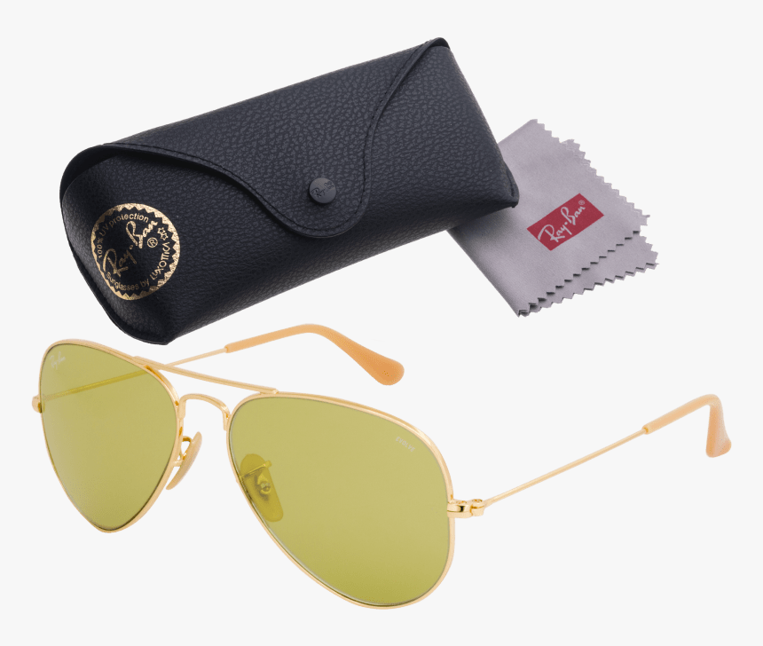 Ray-ban Rb3025 Aviator Evolve Sunglasses - Ray Ban, HD Png Download, Free Download