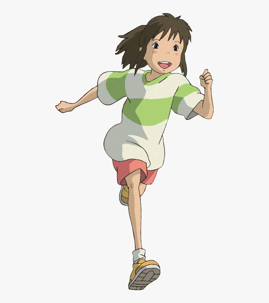 Spirited Away Chihiro Ogino, HD Png Download, Free Download