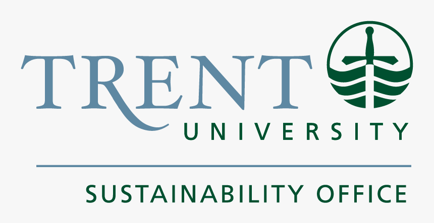 Trent Sustainability Office Logo - Trent University School Of The Environment, HD Png Download, Free Download