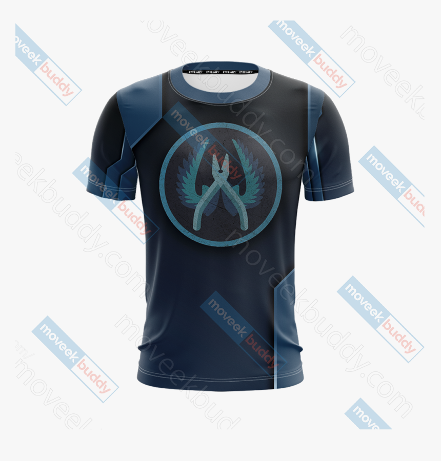 Global Offensive Counterstrike Unisex 3d T Shirt - Slifer The Sky Dragon T Shirt, HD Png Download, Free Download