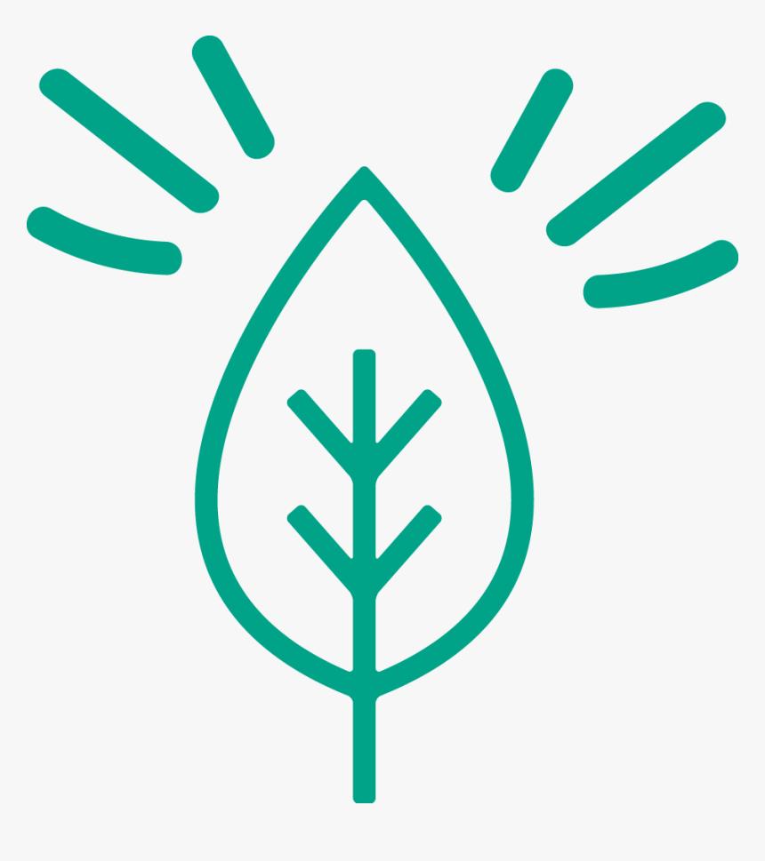 Bio Line Icon Clipart , Png Download - Signo De La Energia, Transparent Png, Free Download
