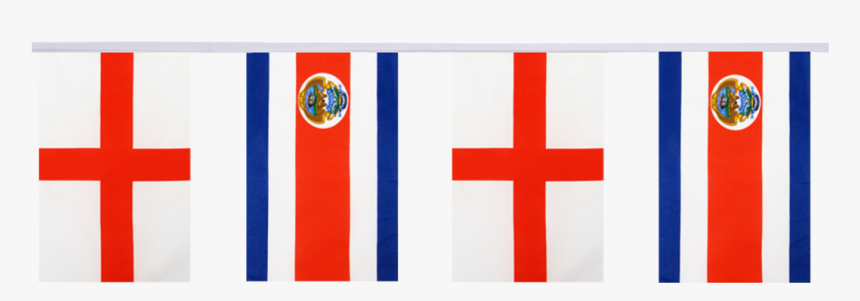 Costa Rica Friendship Bunting Flags - Flag, HD Png Download, Free Download