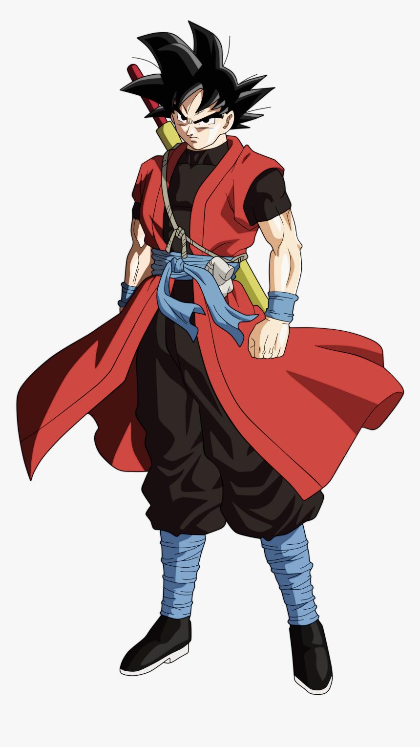 Dragon Ball Heroes Goku Xeno, HD Png Download, Free Download