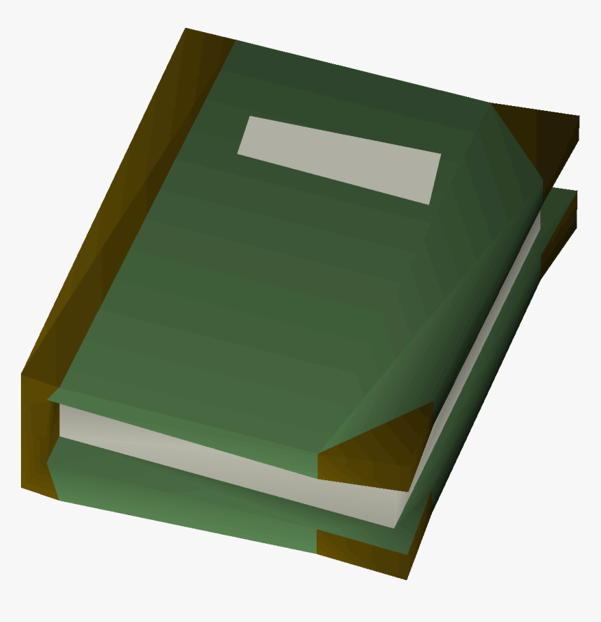 Transparent Old Book Png - Runescape Open Book, Png Download, Free Download