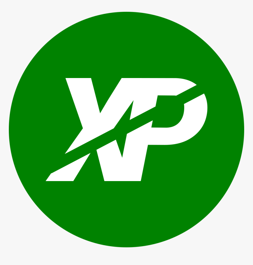 Experience Icon Xp Green Ci̇rcle Picture Download - Xp Icon Png ...