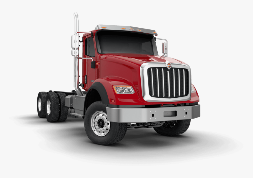 International Truck Logo Png Download - Red Dump Truck Png, Transparent Png, Free Download