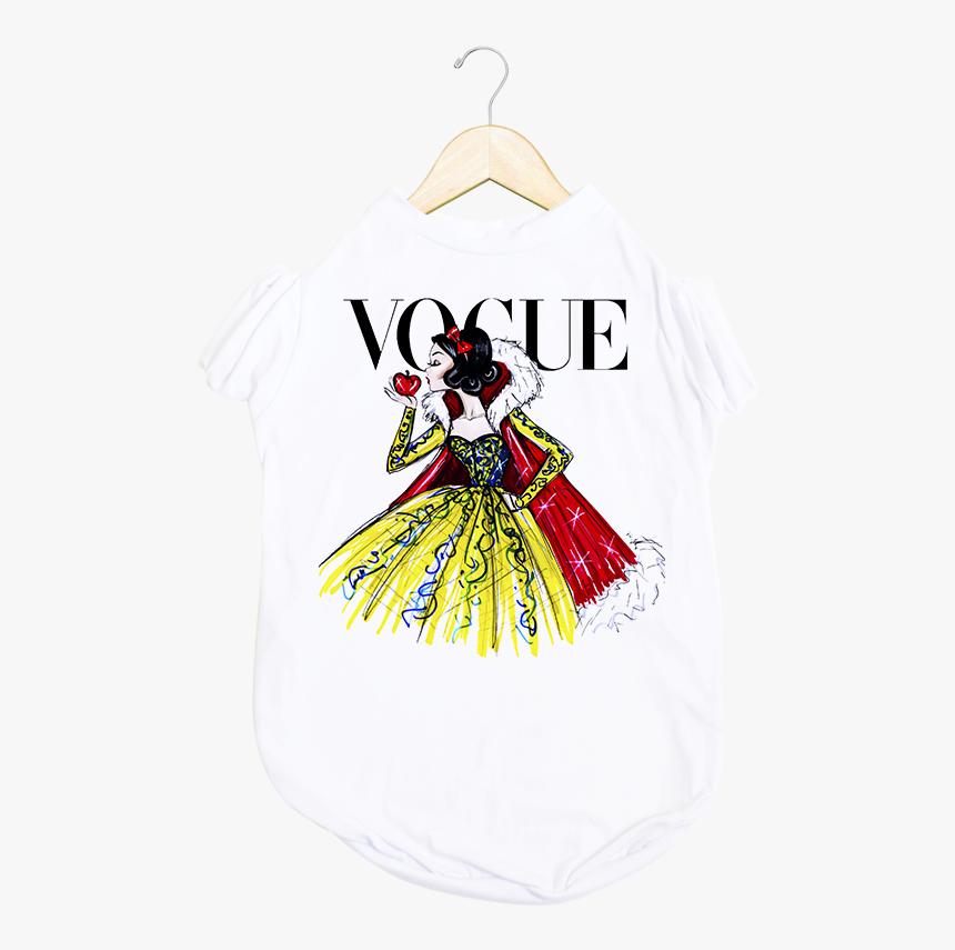 Snow White Ariel Belle Disney Princess Vogue - Hayden Williams Disney Vogue, HD Png Download, Free Download