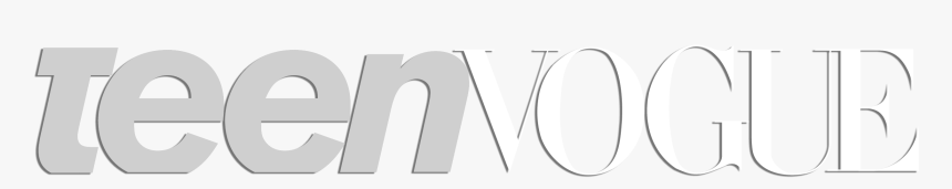 Teen Vogue Logo Png, Transparent Png, Free Download