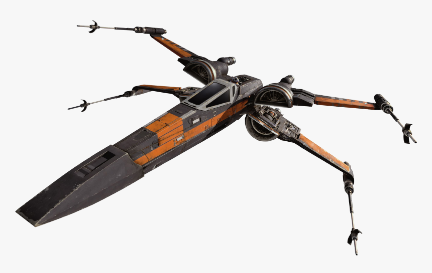 Resistance X Wing Png , Png Download - X Wing Png, Transparent Png, Free Download