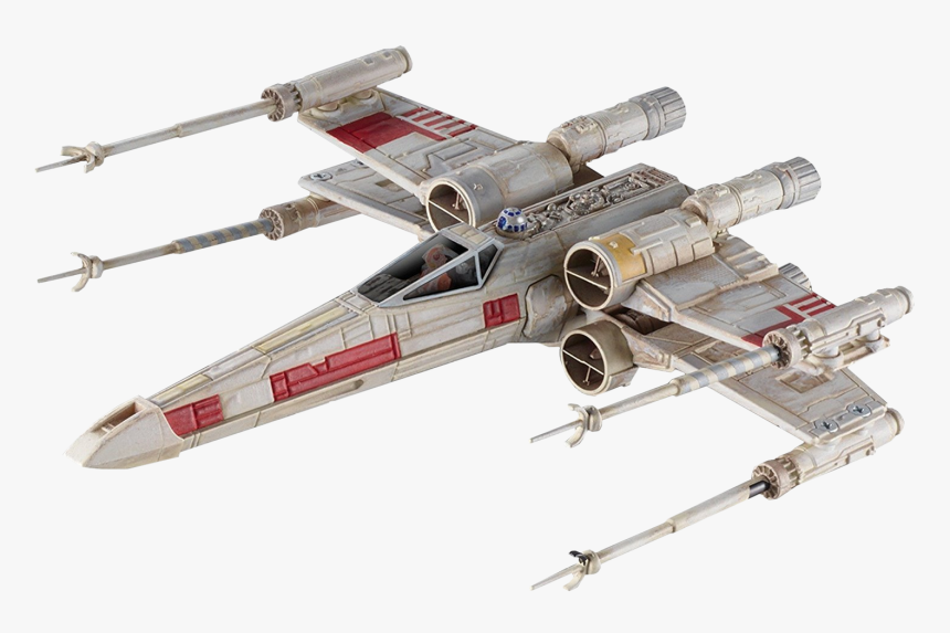 Transparent X Wing Fighter Png - Star Wars X Wing Red 5, Png Download, Free Download