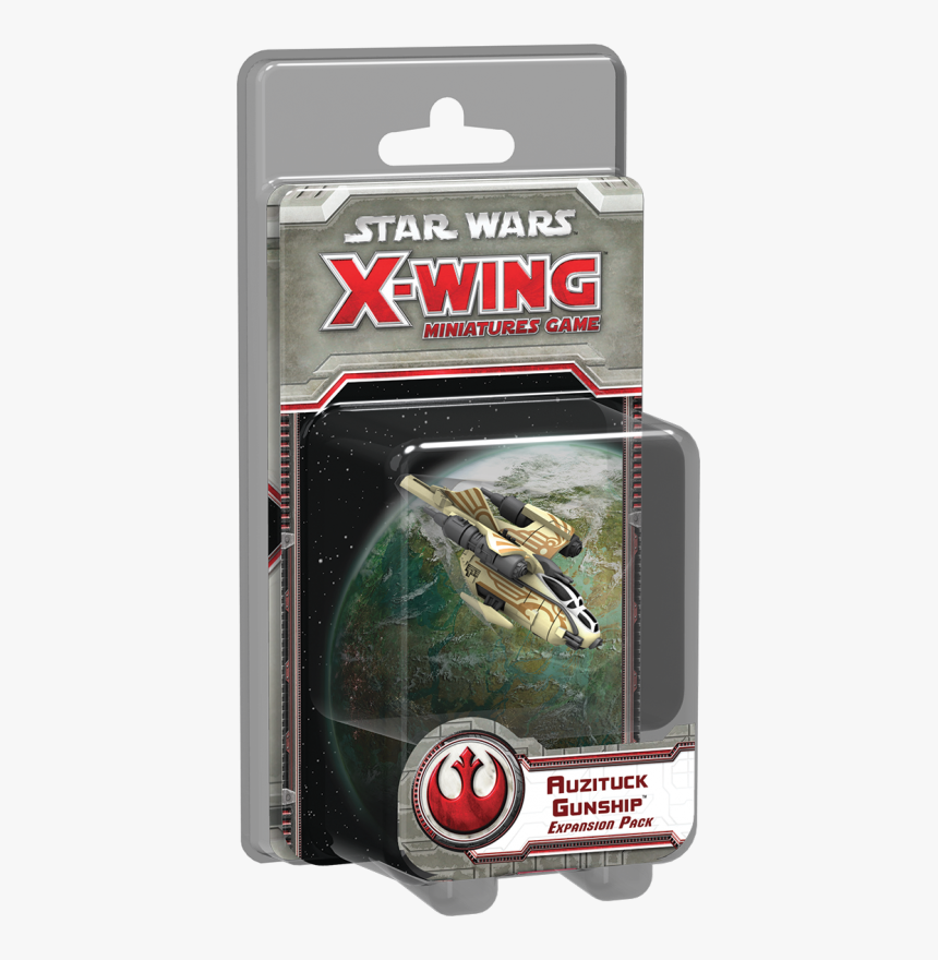 X-wing Miniatures Game Auzituck Gunship Expansion Pack - Alpha Class Star Wing, HD Png Download, Free Download