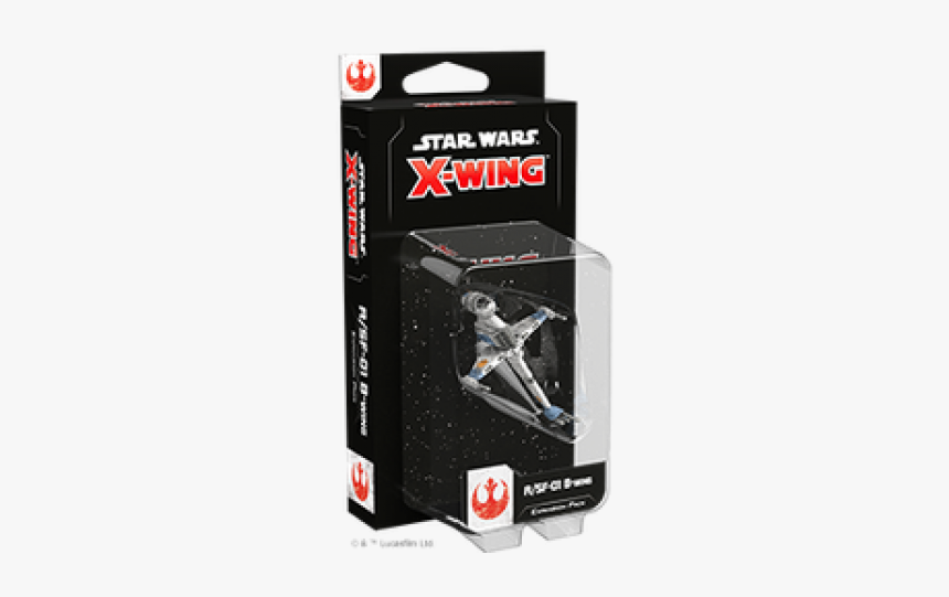 X Wing - Star Wars X Wing A Sf 01 B Wing, HD Png Download, Free Download