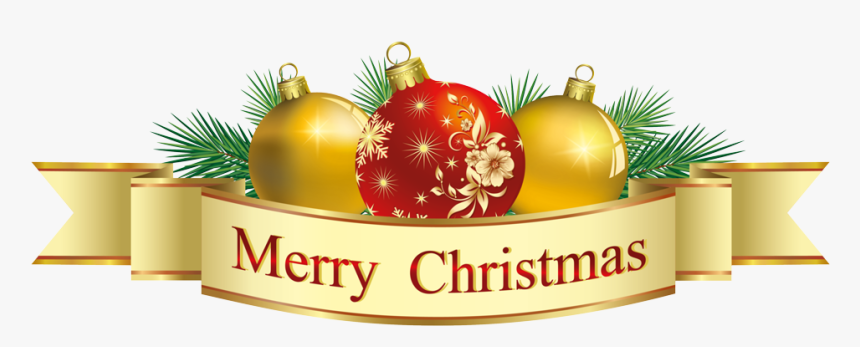 Merry Christmas Clip Art, HD Png Download, Free Download