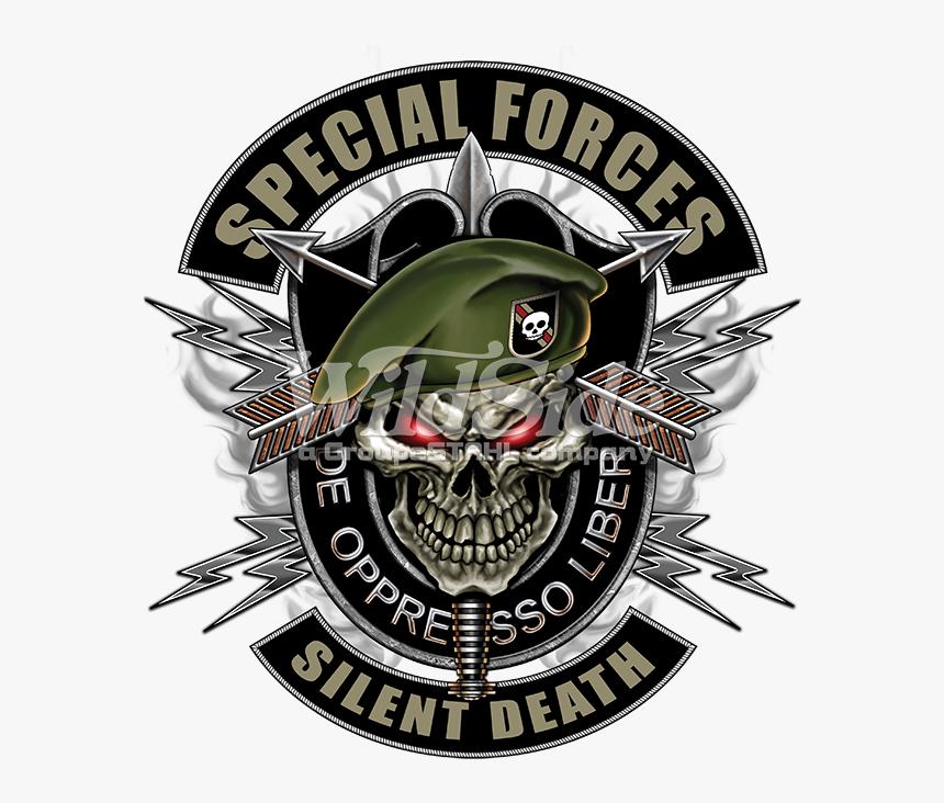 Silent Death , Png Download - Special Forces Silent Death, Transparent Png, Free Download