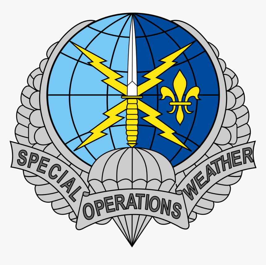 Us Air Force Special Operations Weather Team, HD Png Download, Free Download