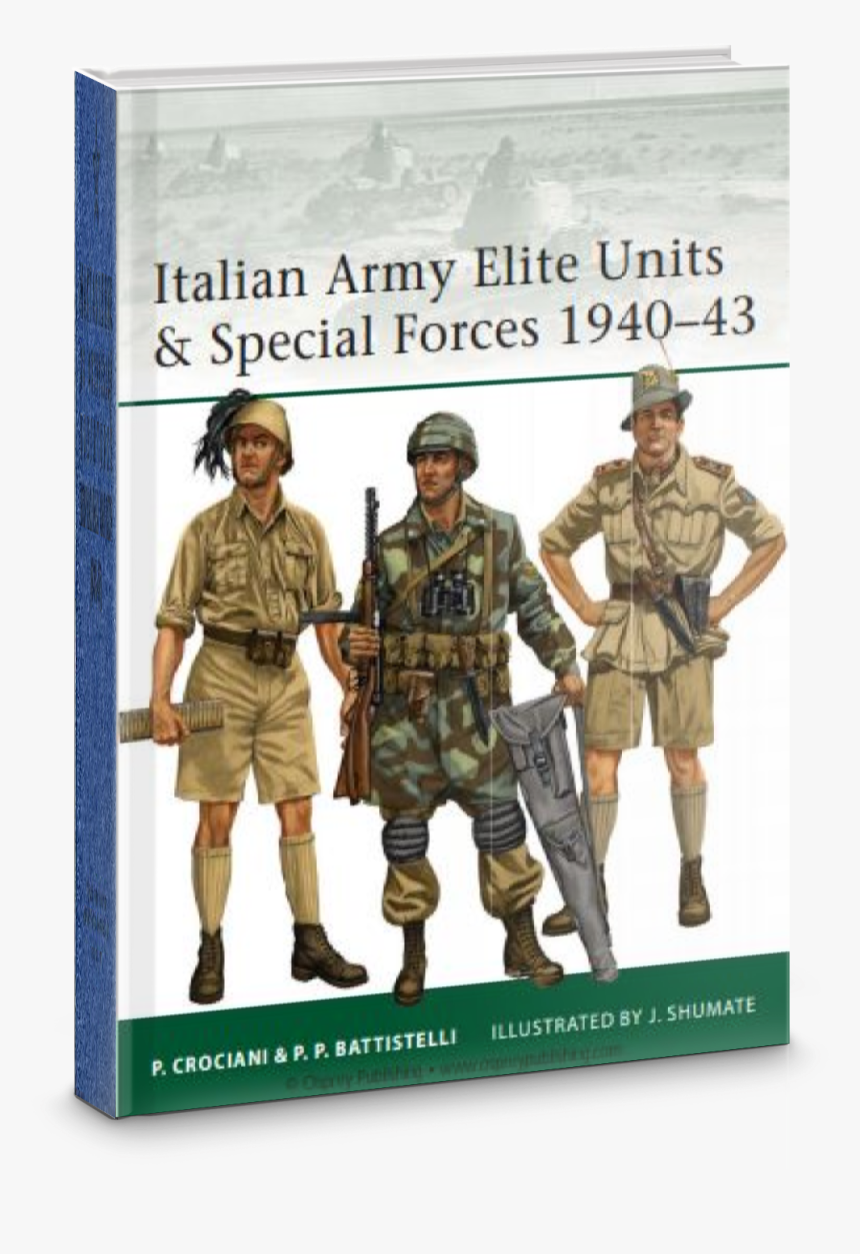 Ww2 Italian Special Forces, HD Png Download, Free Download