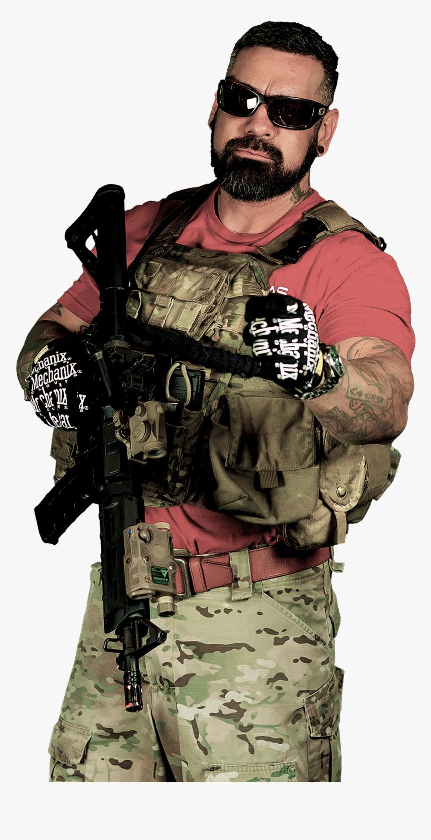 Team Leader - Soldier, HD Png Download, Free Download