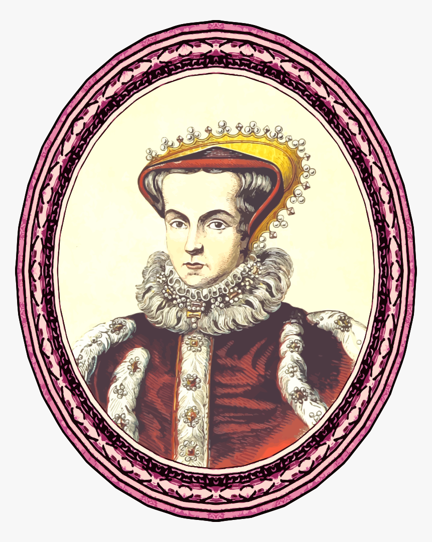Queen Mary - King Henry Ii Png, Transparent Png, Free Download