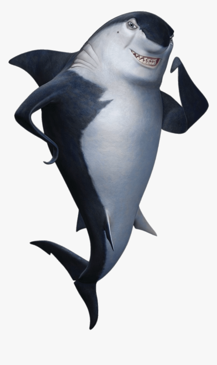 Shark Tale Character Don Lino The Shark - Shark From Shark Tail, HD Png Download, Free Download