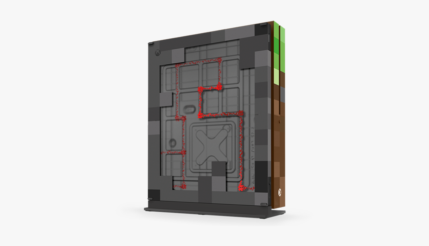 Xbox One S Minecraft, HD Png Download, Free Download