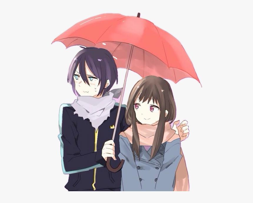 Noragami Anime Anime Render Png Yato Hiyori Noragami Yato And Hiyori Love Transparent Png Kindpng