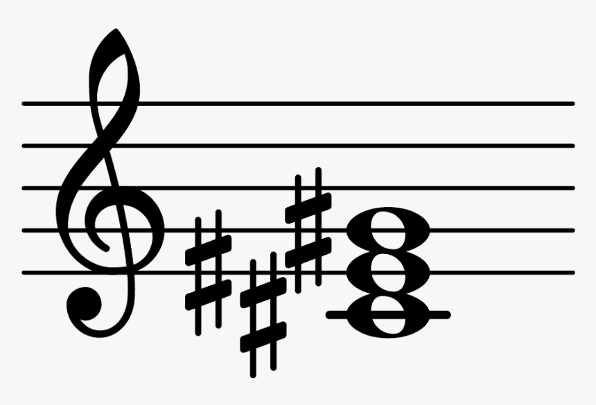 G3 Note Treble Clef, HD Png Download, Free Download