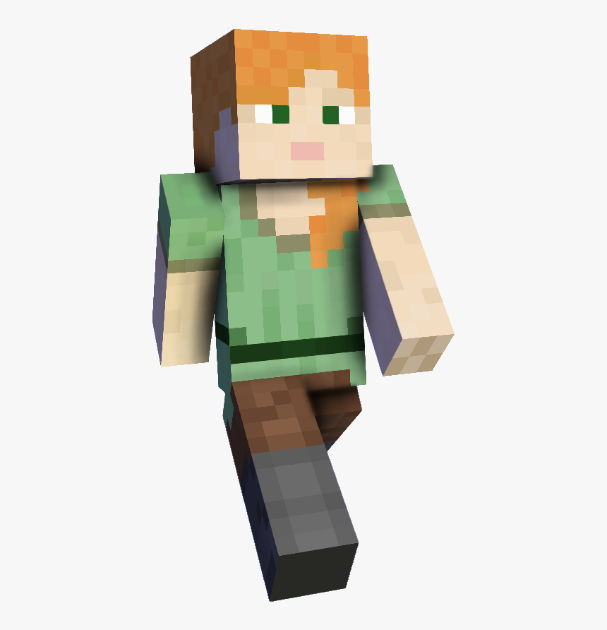 Alex Minecraft Png Minecraft Alex Png Transparent Png Kindpng