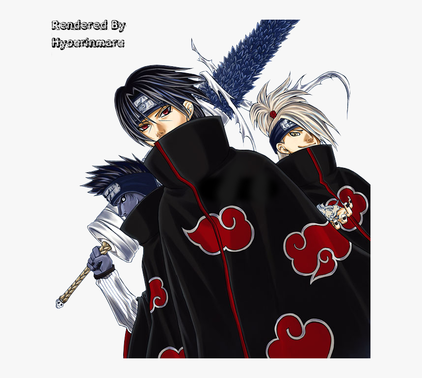 Transparent Kisame Png - Popular Anime Renders, Png Download, Free Download