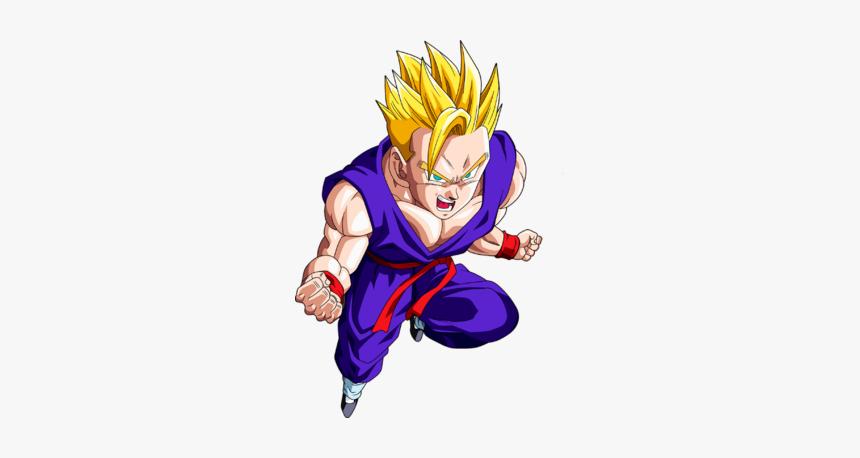 La Enciclopedia De Dragon Ball - Dragon Ball Z Gohan, HD Png Download, Free Download