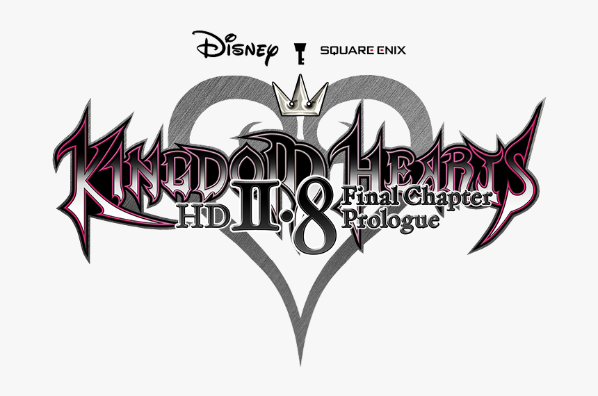 Kingdom Hearts Hd - Kingdom Hearts Hd 2.8 Final Chapter Prologue Logo, HD Png Download, Free Download