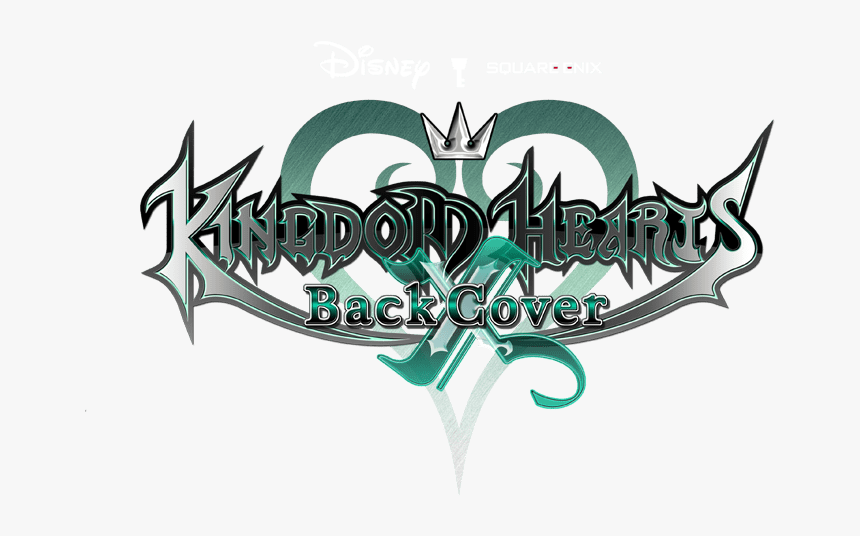 Kingdom Hearts Union Χ Back Cover - Kingdom Hearts X Logo, HD Png Download, Free Download