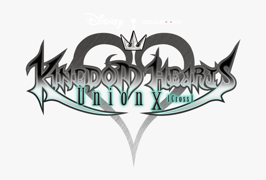 Kingdom Hearts Hd Unchained Χ - Kingdom Hearts Union X Logo, HD Png Download, Free Download
