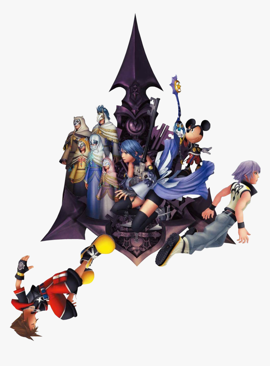 Kingdom Hearts 3 Final Chapter, HD Png Download, Free Download