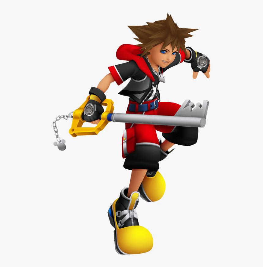 Sora Kingdom Hearts Dream Drop Distance, HD Png Download, Free Download