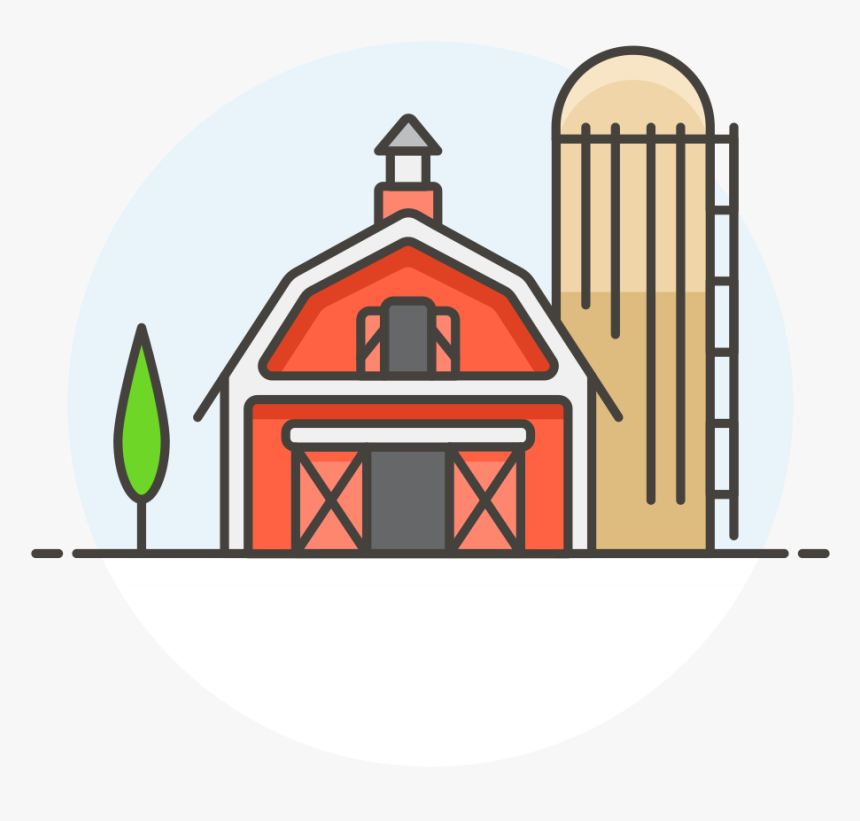 Farm Icon Png - Transparent Farm Icon Png, Png Download, Free Download