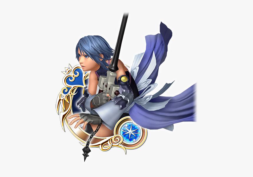 Kingdom Hearts 0.2 Aqua Medal, HD Png Download, Free Download