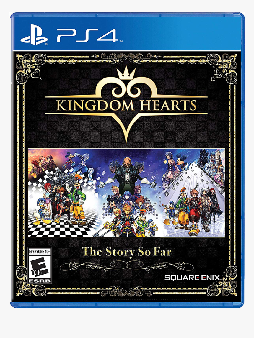 Story So Far Kingdom Hearts, HD Png Download, Free Download