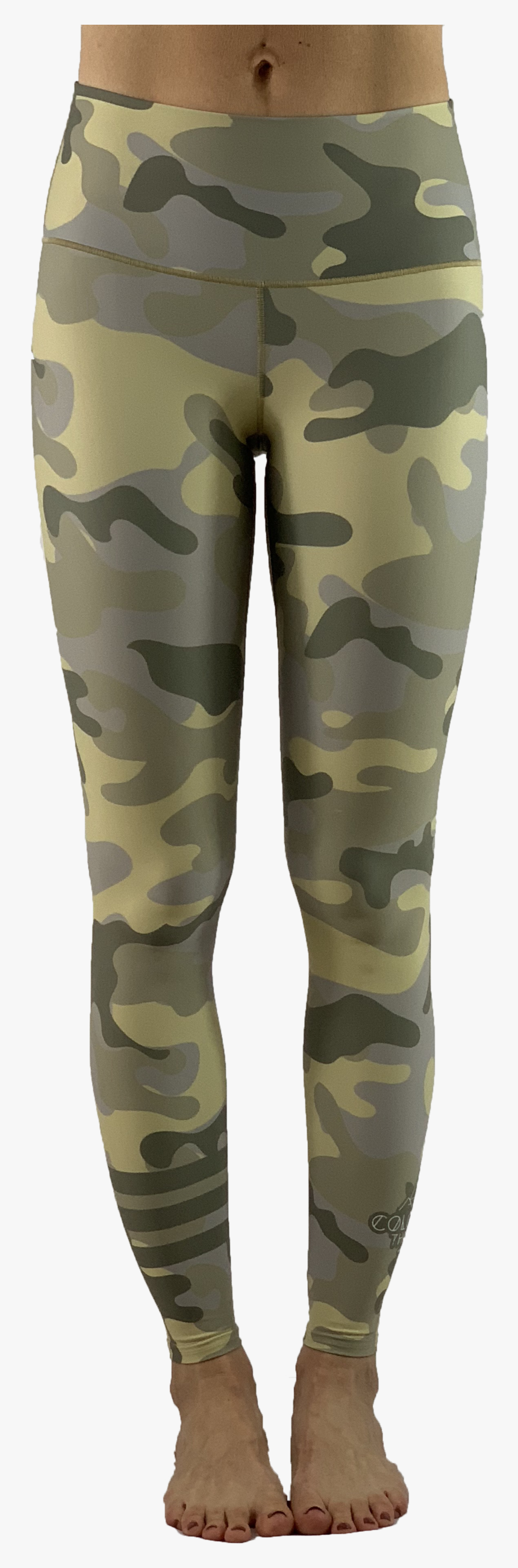 """Sand Camo Yoga Pants""""  Class=""""lazyload Lazyload Fade - Tights, HD Png Download, Free Download"""