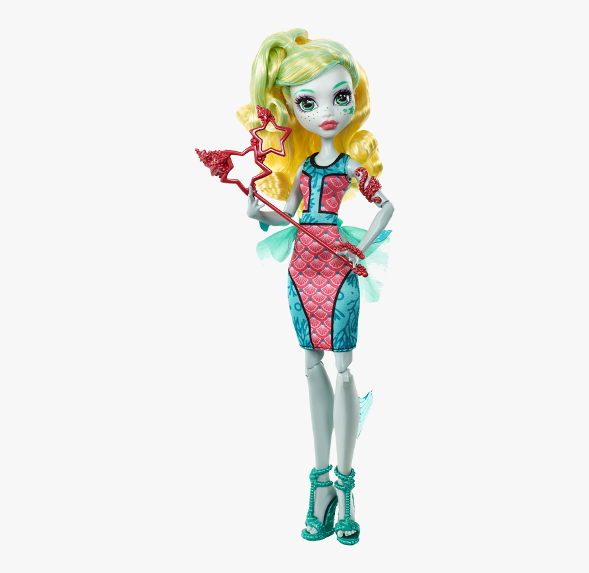 Monster High Welcome To Monster High Lagoona, HD Png Download, Free Download